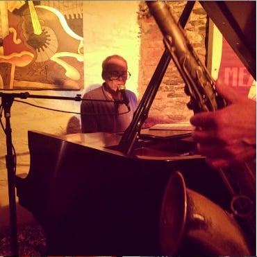 Jazz Player NYC