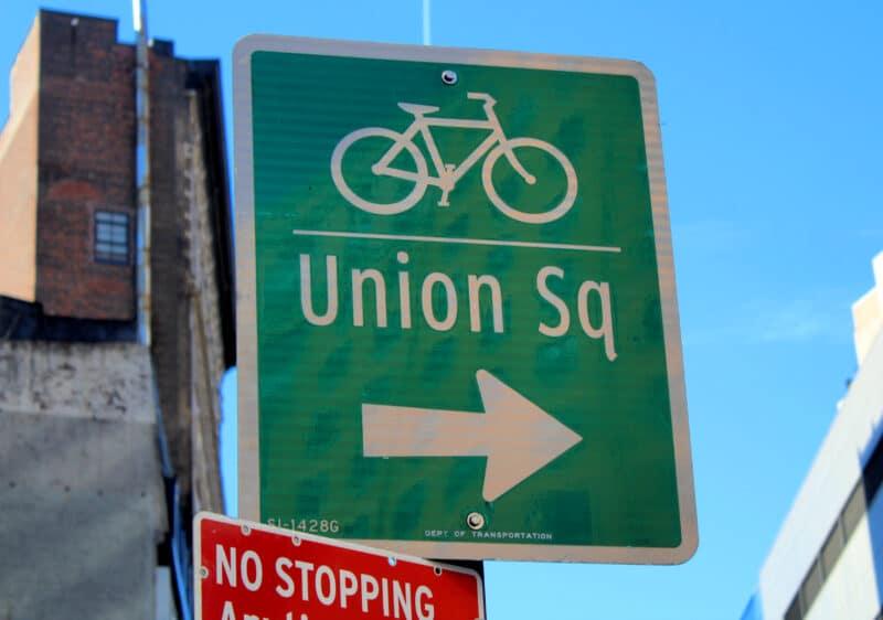BikeSign NYC