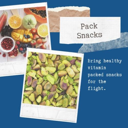 Pack Snacks