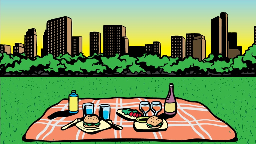 Picnicking in Central Park: How to Have a Perfect NYC Picnic