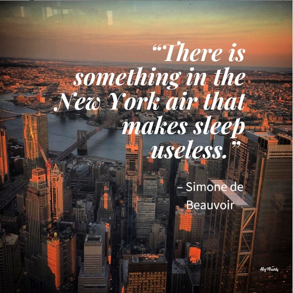 Simone de Beauvoir quote