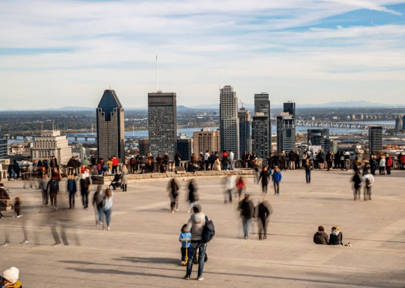 Montreal Population