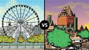 Montreal vs Quebec City 1