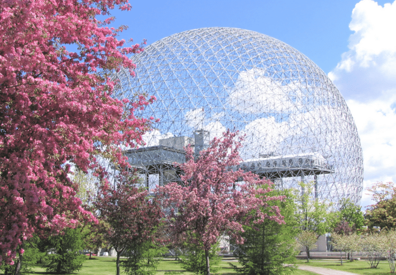 spring montreal biosphere 2 1