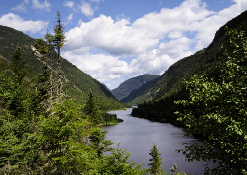 Hautes Gorges de la Rivière Malbaie National Park 1