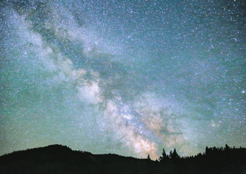 International Dark Sky Reserve. 1