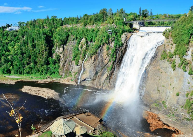 Montmorency Falls 1