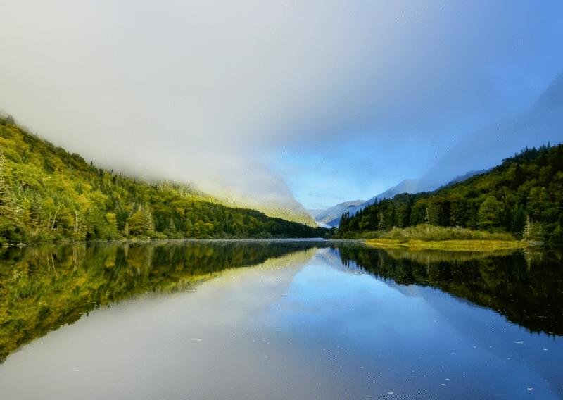 Parc National de la Jacques Cartier 1