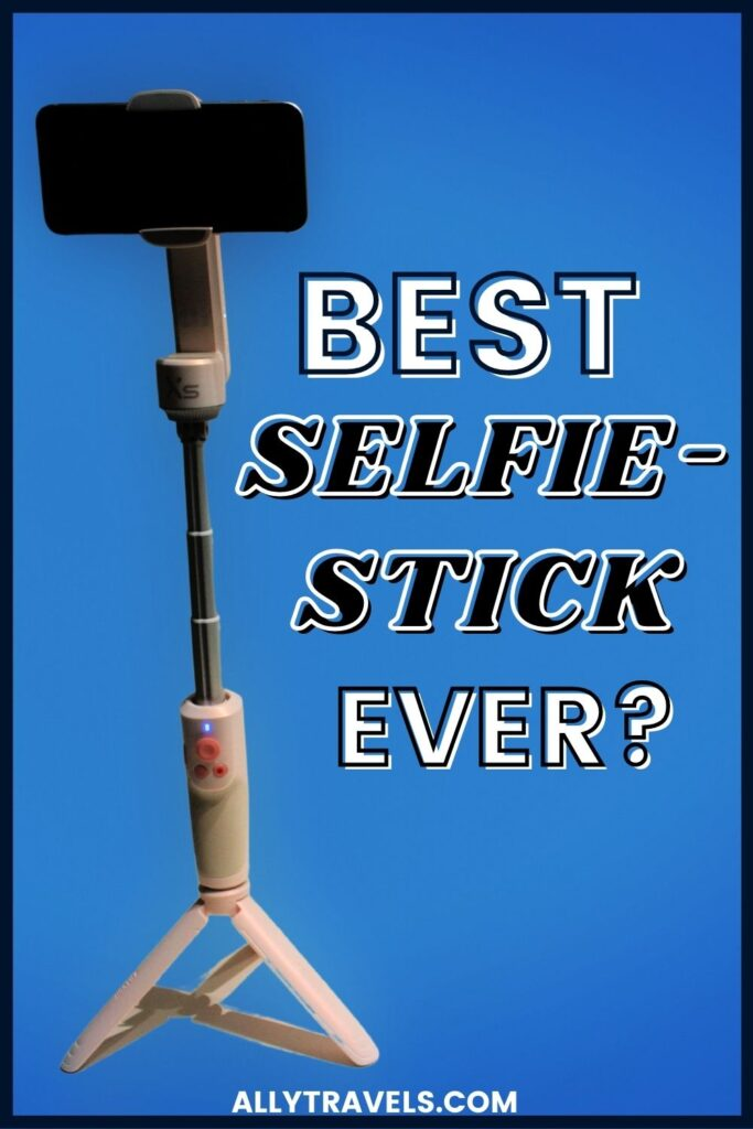 Zhiyun Smooth XS Review: A Selfie Stick on Steroids