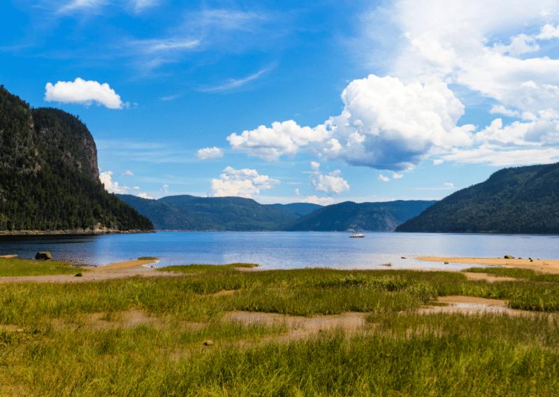 Saguenay Fjord National Park 1