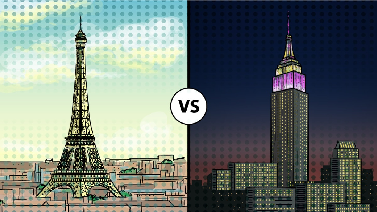 paris vs new york 1
