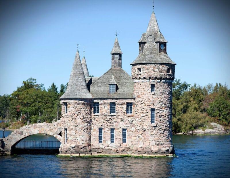 23. Boldt Castle NY