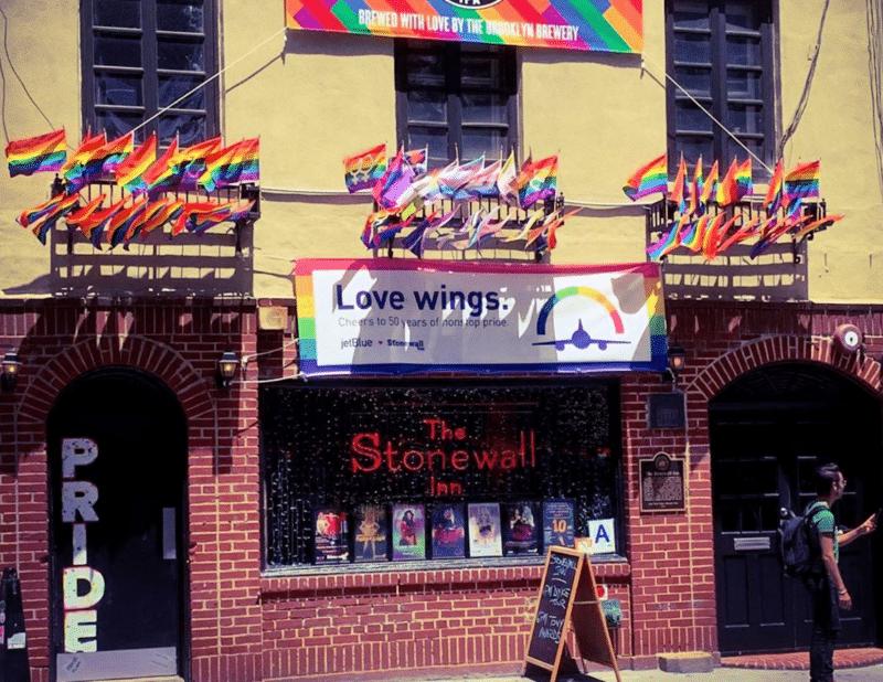 Stonewall Inn NYC West Village