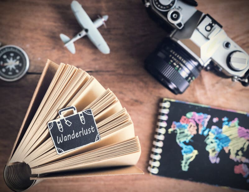 Travel Book Gifts