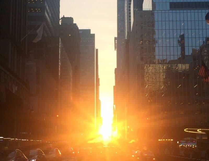 cityhedge nyc sunset