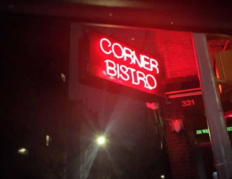 corner bistro west village dive bar nyc