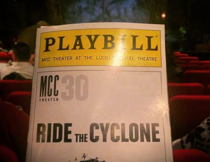lucille nortel theatre nyc west village