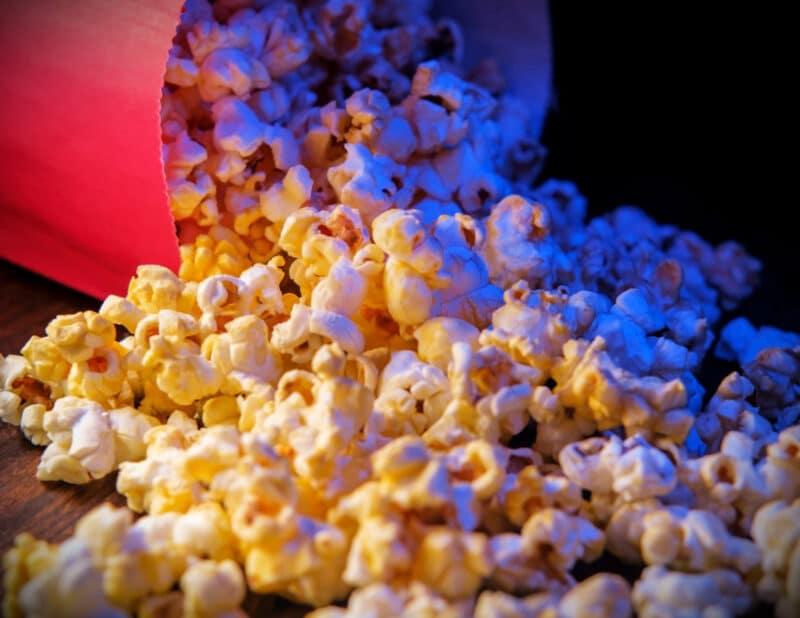 movie popcorn nyc