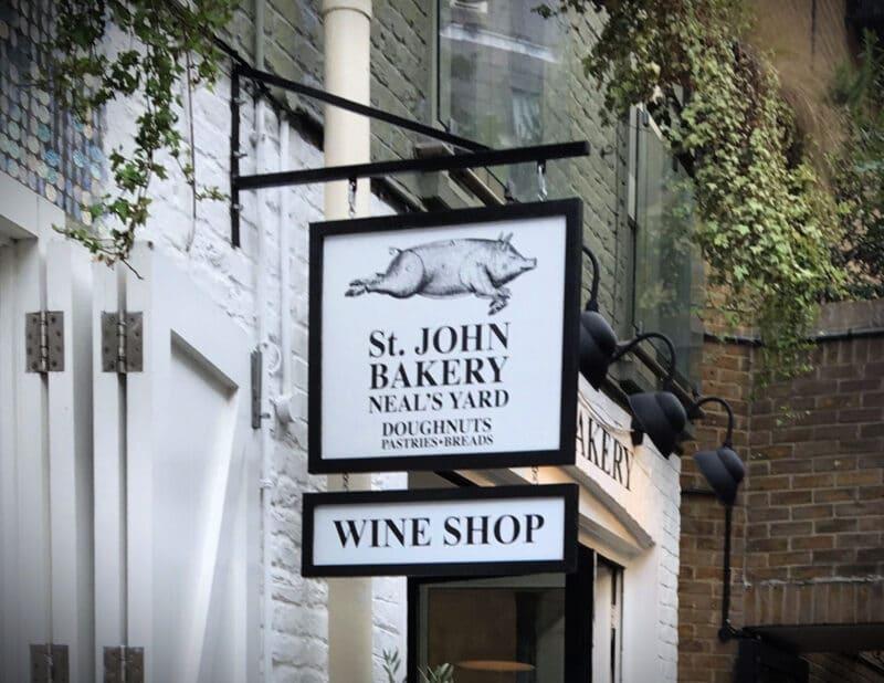 St. Johns Bakery