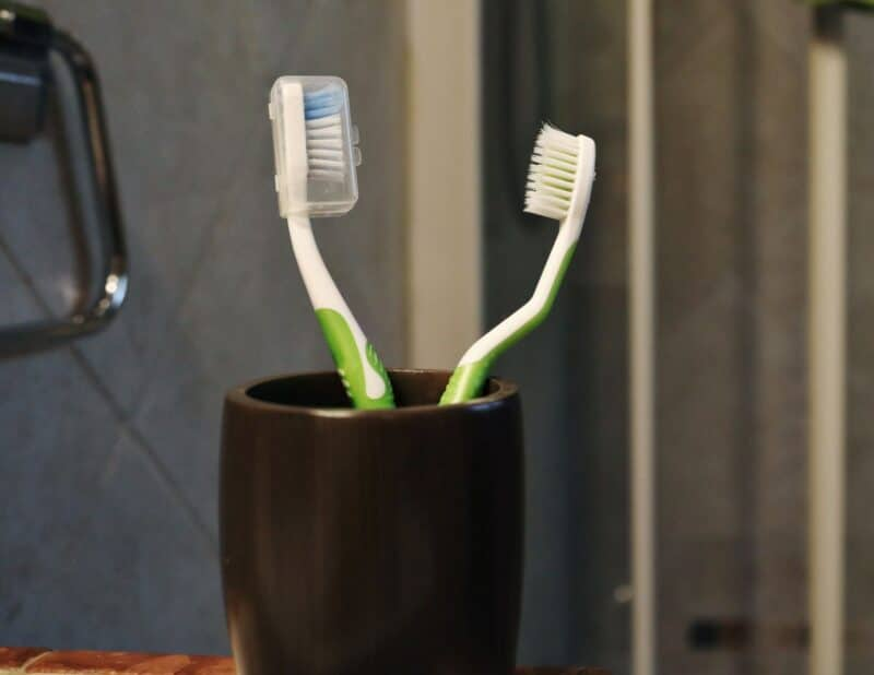 toothbrush cover