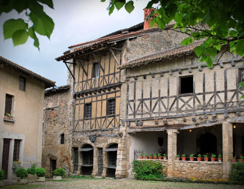 Perouges France