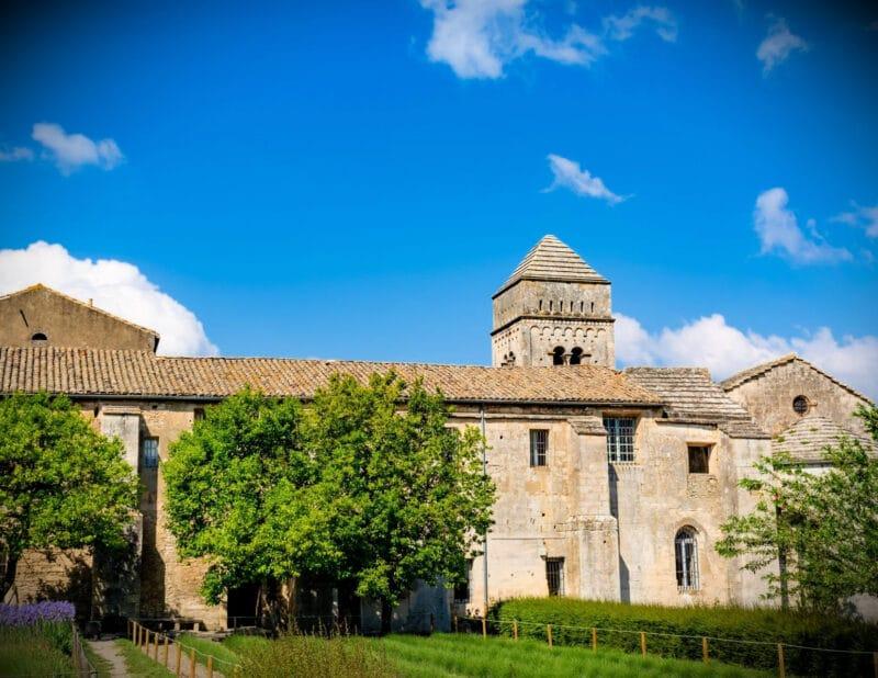 St Remy France Monastary Provence