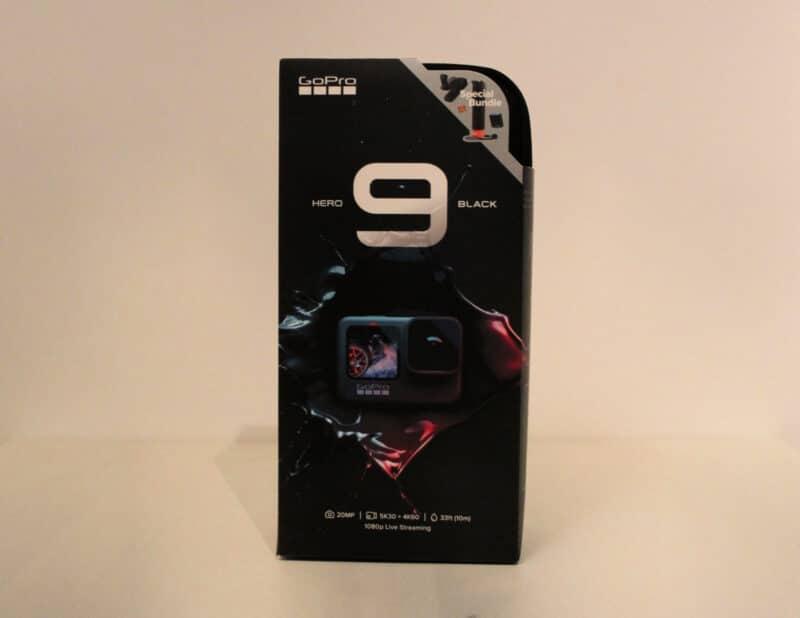 GO PRO HERO 9 BOX 2