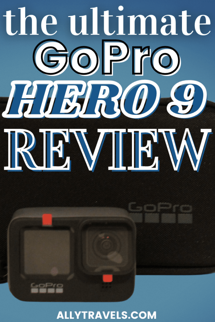 GoPro HERO 9 Review: Is it the Ultimate Adventure Camera?