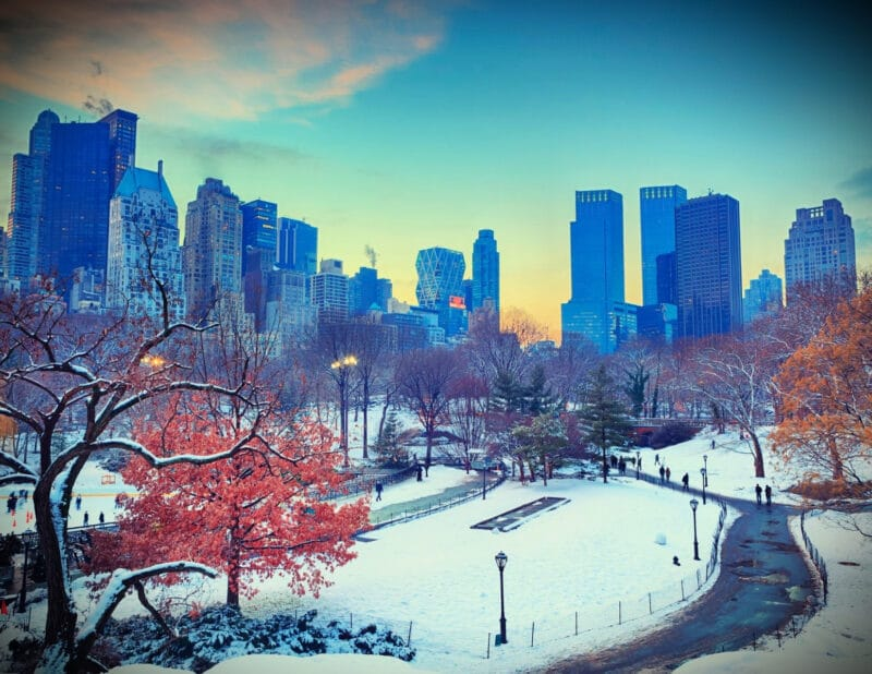 best things to do in nyc in the winter 2