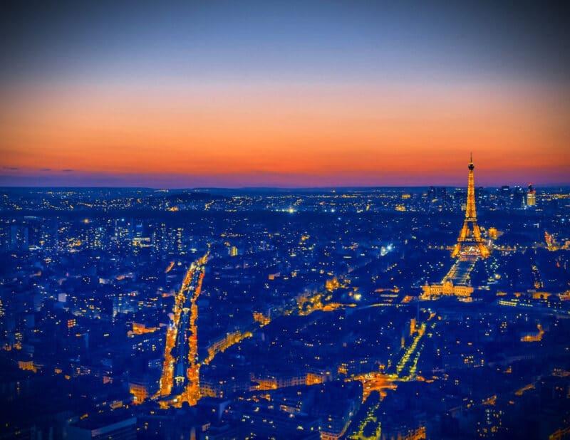 Paris at Night 2