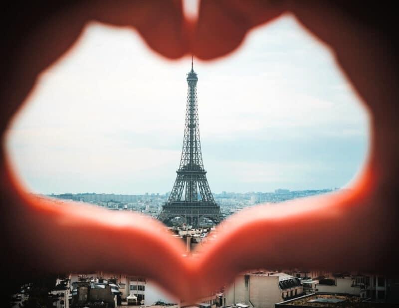 Romantic Paris Quotes