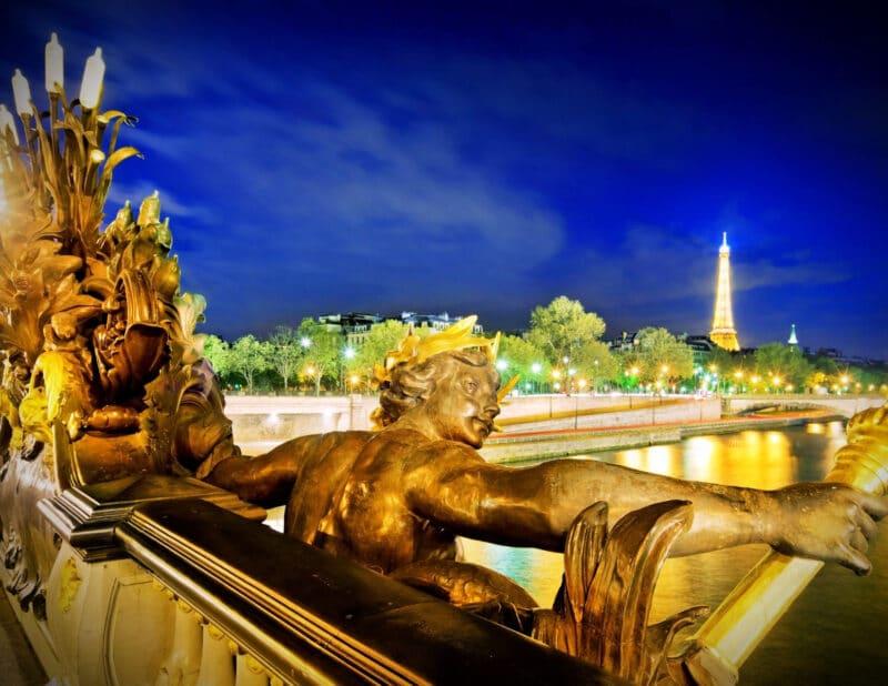 france paris at night paris nightlife 2