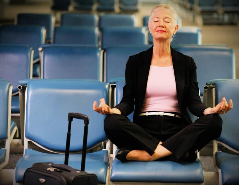 AIRPORT MEDITATION 2