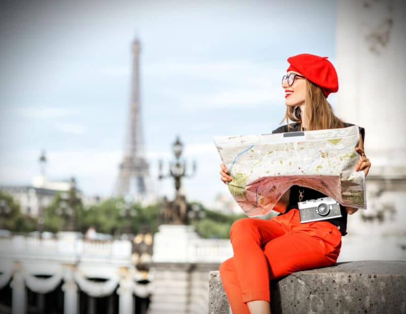 Paris Themed Clothing Gifts 2