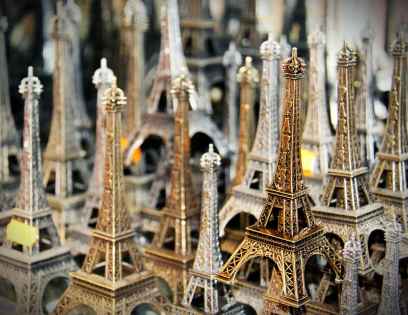 Paris Themed Decorative Gifts 2