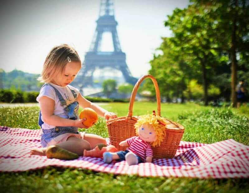 Paris Themed Kids Gifts 2