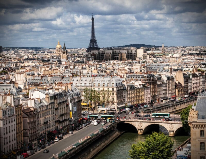 Paris Themed Travel Gifts 2