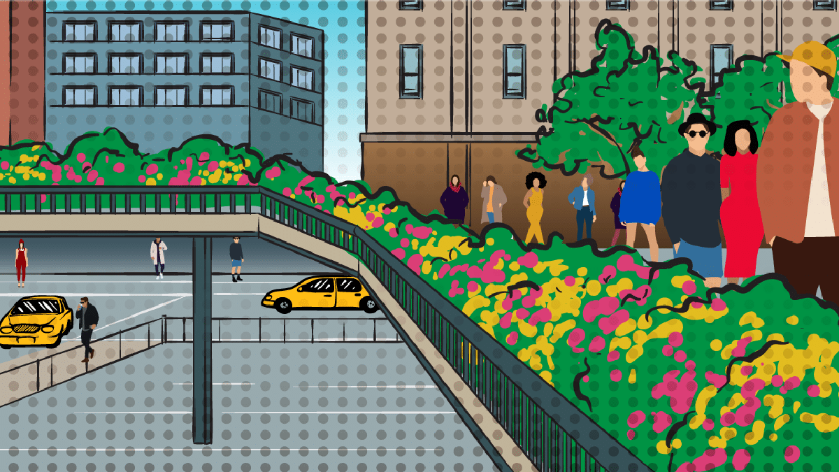 22 Things To Do Near The High Line According to a New Yorker