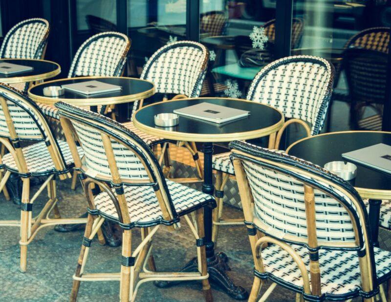 Cafe de Flore St. Germain Paris France