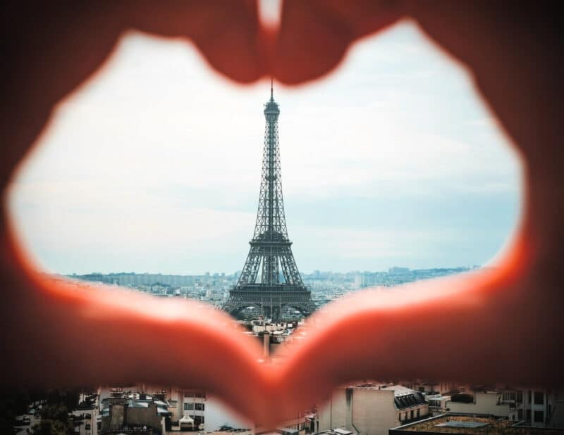 Eiffel Tower Day Three Paris 2