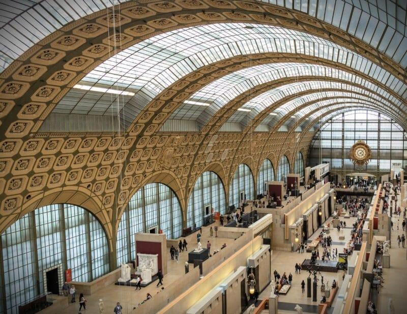 Musee dOrsay Paris France 2