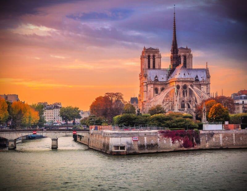 Notre Dame Paris France 2