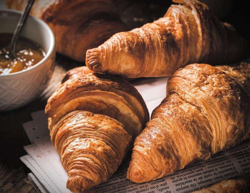 Paris Croissants 2