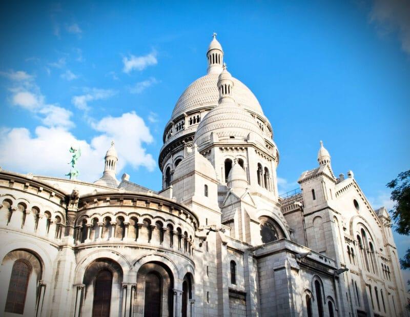 Sacré Coeur paris itinerary 2