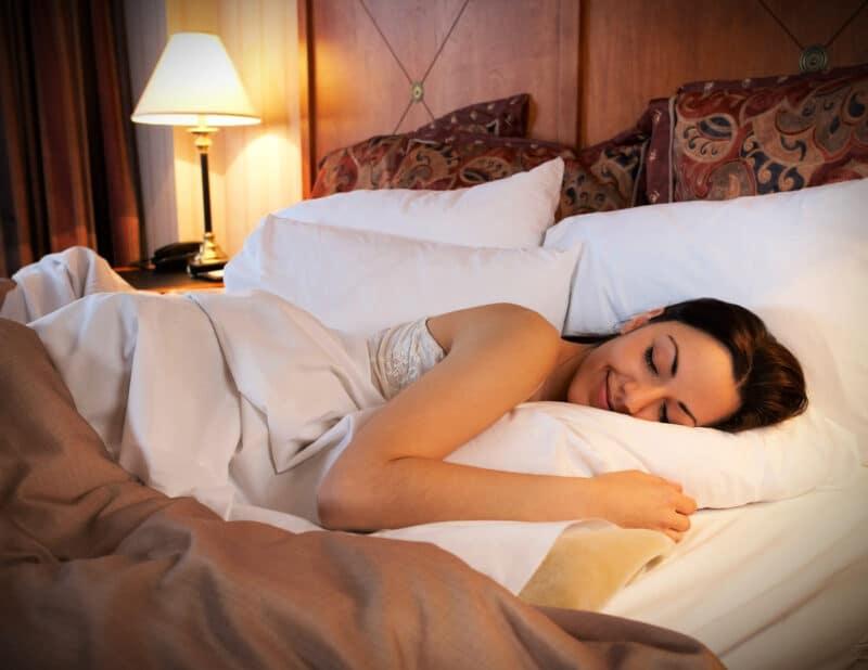 Sleeping in Paris 2