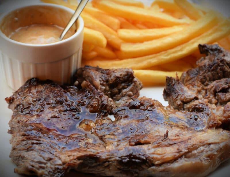 Steak Frites 2