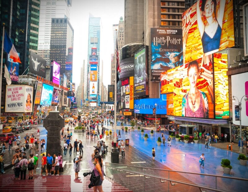 things to do in times square NYC 2