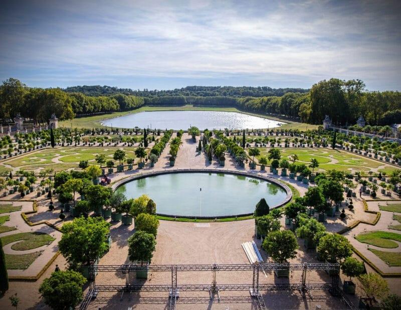 versailles gardens France 2