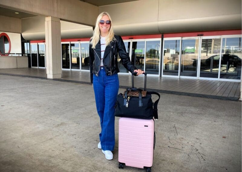 Ally Travels Away Luggage
